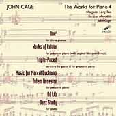 Cage   The Works For Piano 4